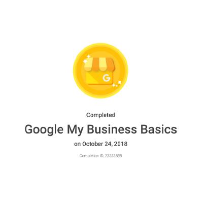 google-my-business-basic-certification