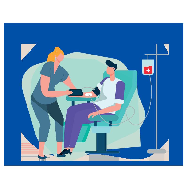 blood bank application software