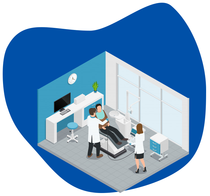 Dental management software