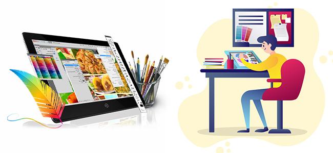 Best graphic design company noida